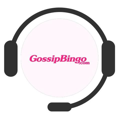 Gossip Bingo - Support