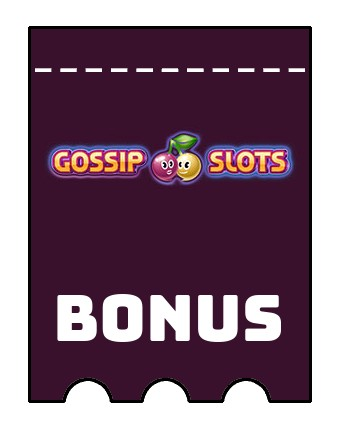 Latest bonus spins from Gossip Slots Casino