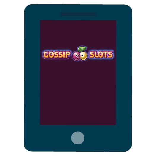 Gossip Slots Casino - Mobile friendly