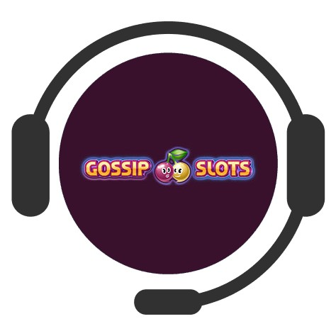 Gossip Slots Casino - Support