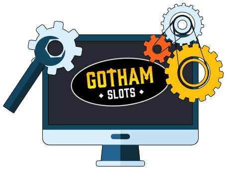 Gotham Slots - Software