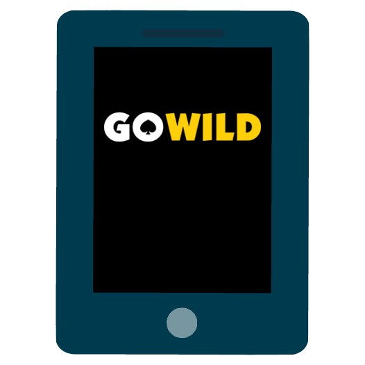 GoWild Casino - Mobile friendly