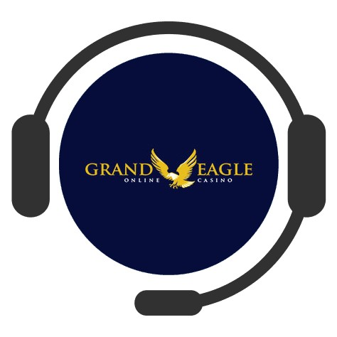 Grand Eagle Casino - Support