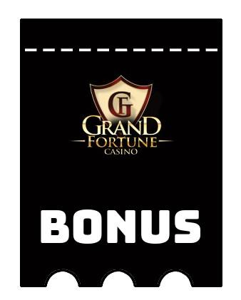 Latest bonus spins from Grand Fortune