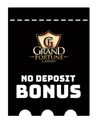 Grand Fortune - no deposit bonus CR