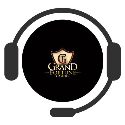Grand Fortune - Support