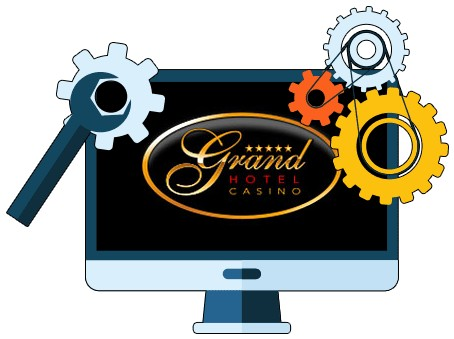 Grand Hotel Casino - Software