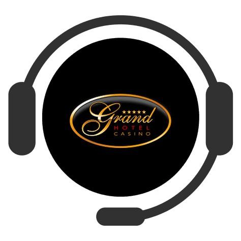 Grand Hotel Casino - Support