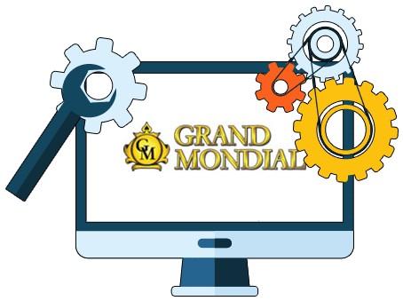 Grand Mondial - Software