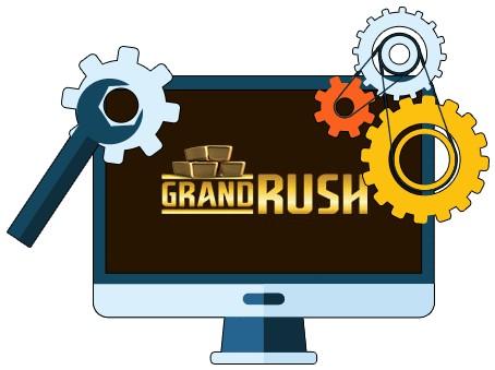 Grand Rush - Software