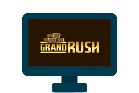 Grand Rush - casino review