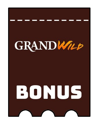 Latest bonus spins from GrandWild Casino