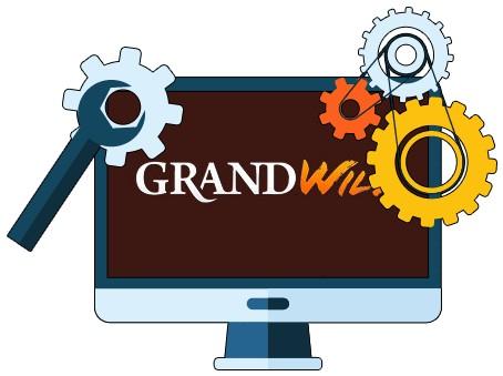 GrandWild Casino - Software
