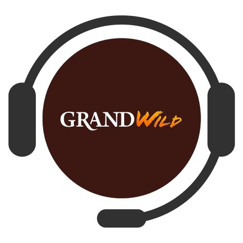 GrandWild Casino - Support