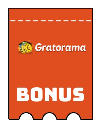 Latest bonus spins from Gratorama Casino