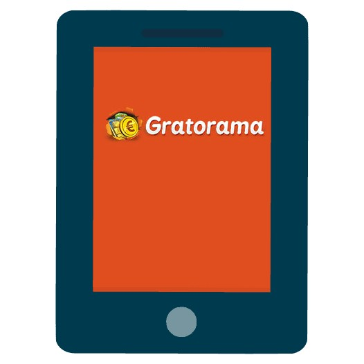 Gratorama Casino - Mobile friendly