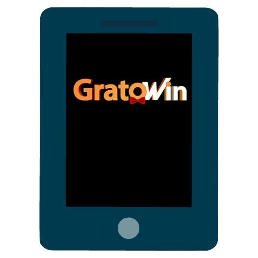 GratoWin Casino - Mobile friendly