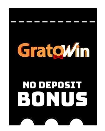GratoWin Casino - no deposit bonus CR