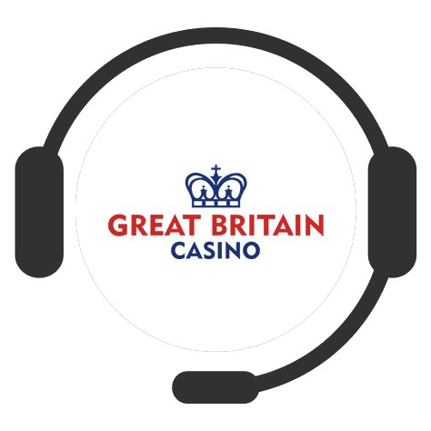 Great Britain Casino - Support