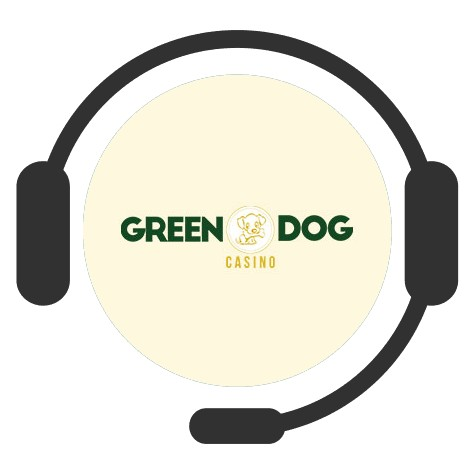 Green Dog Casino - Support