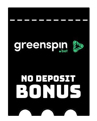 Greenspin - no deposit bonus CR