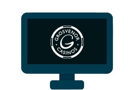Grosvenor Casino - casino review