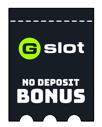 Gslot - no deposit bonus CR