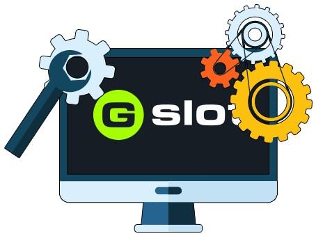 Gslot - Software
