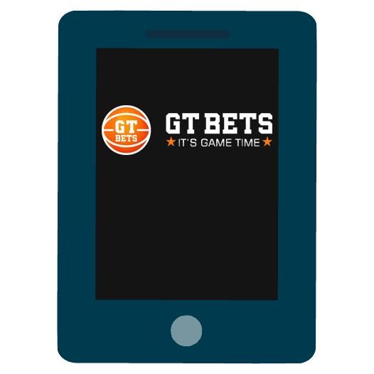 GTbets Casino - Mobile friendly