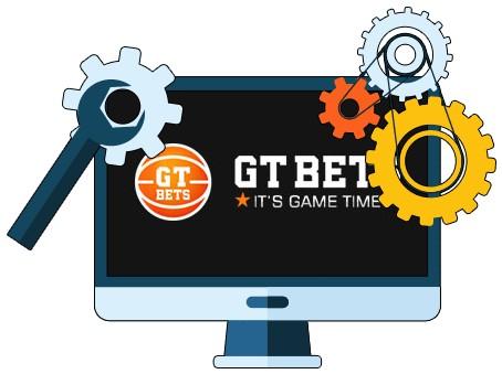 GTbets Casino - Software