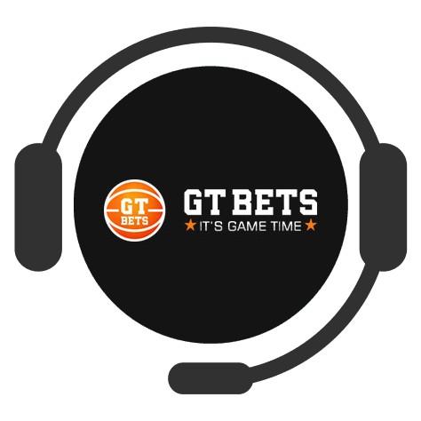 GTbets Casino - Support