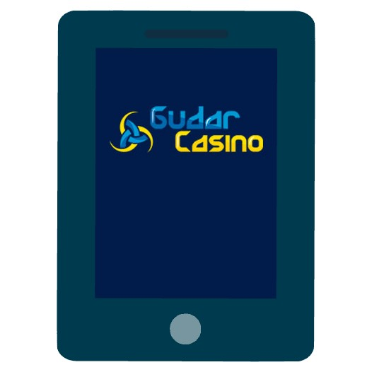 Gudar Casino - Mobile friendly