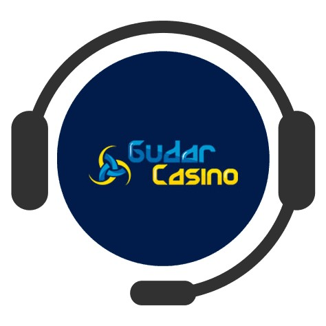 Gudar Casino - Support