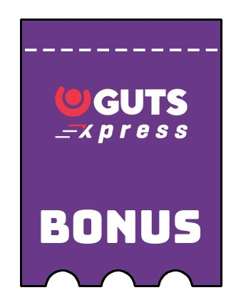 Latest bonus spins from Guts Xpress Casino