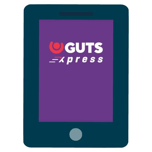 Guts Xpress Casino - Mobile friendly