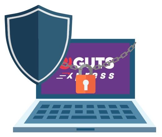 Guts Xpress Casino - Secure casino