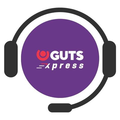 Guts Xpress Casino - Support