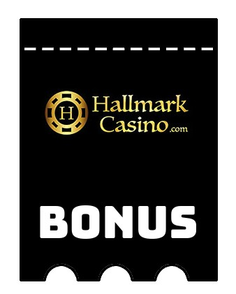Latest bonus spins from Hallmark Casino