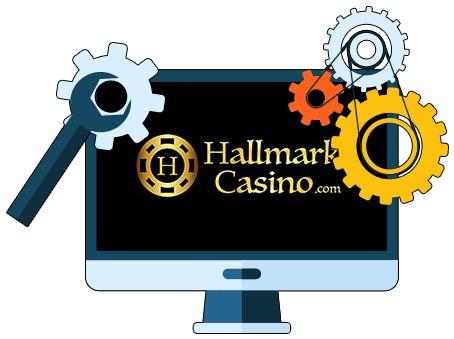 Hallmark Casino - Software
