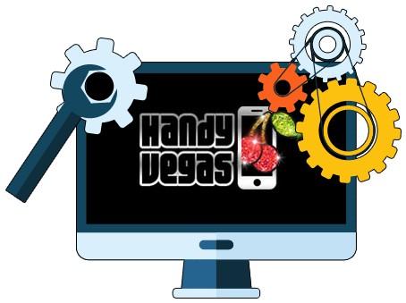 Handy Vegas Casino - Software