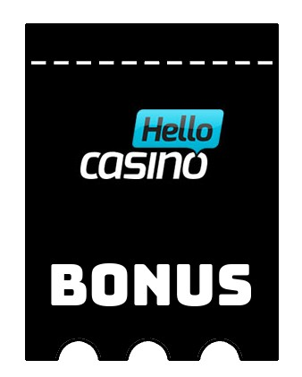 Latest bonus spins from Hello Casino