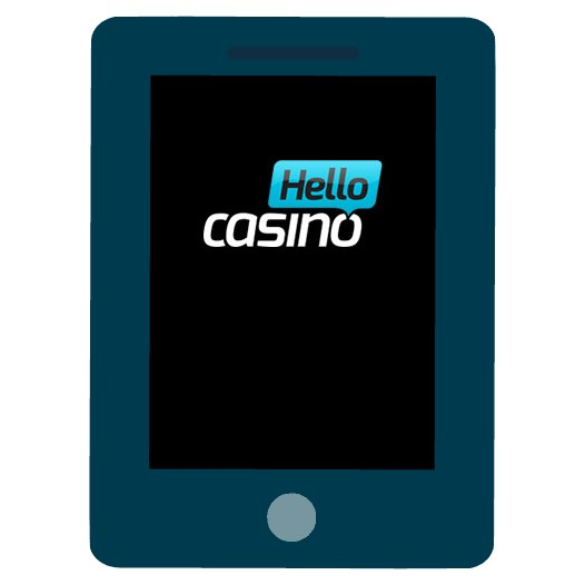 Hello Casino - Mobile friendly