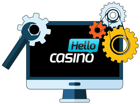 Hello Casino - Software