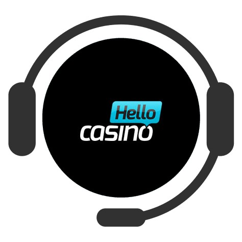 Hello Casino - Support