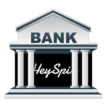 HeySpin - Banking casino