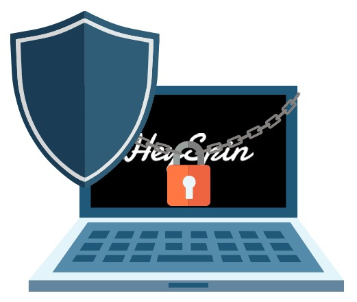 HeySpin - Secure casino