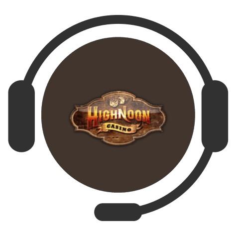 Highnoon Casino - Support