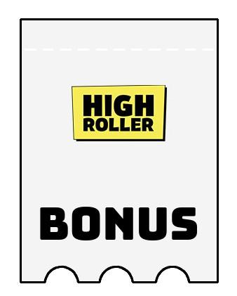Latest bonus spins from Highroller Casino
