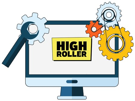 Highroller Casino - Software