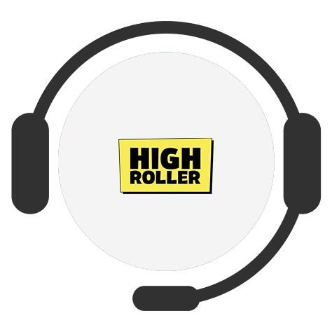 Highroller Casino - Support